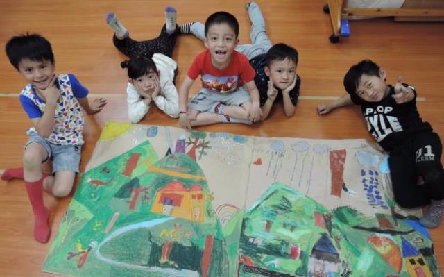 7所優秀幼兒園團隊入圍105年度教