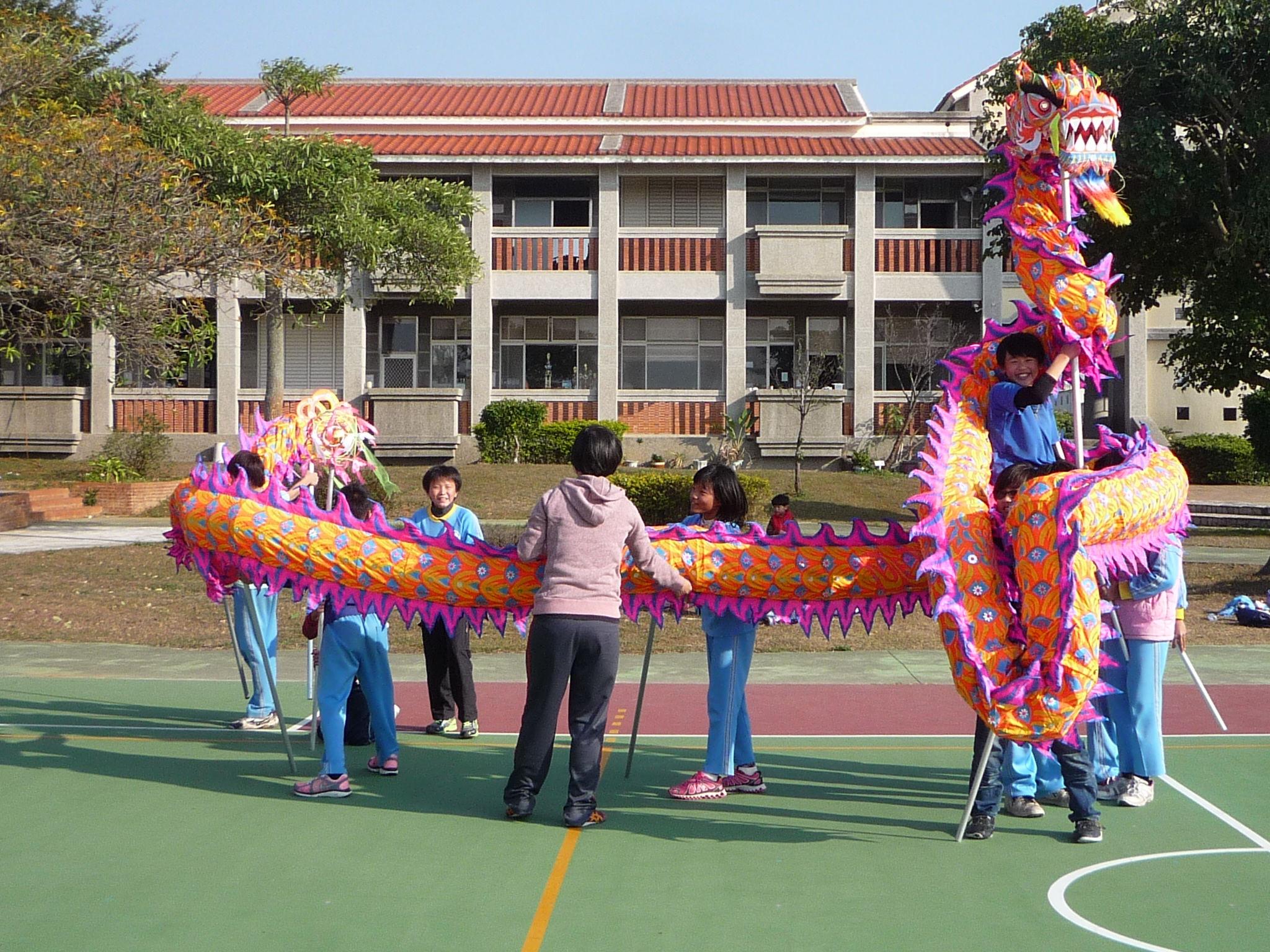 臺中市辦理教育部藝術與人文領域教學