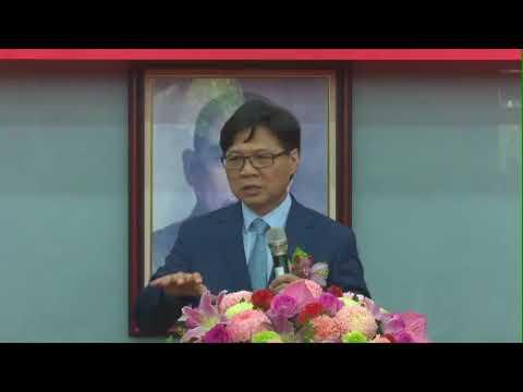 【葉俊榮部長上任談話】不退縮 以堅強信念面對教育發展