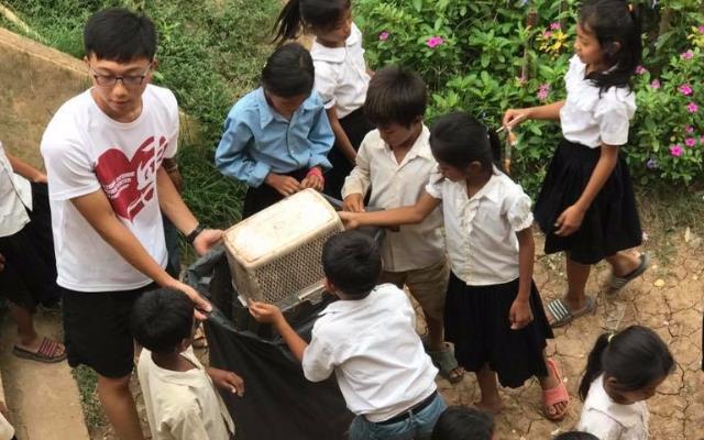 11月‧青年向南躍-青年海外志工