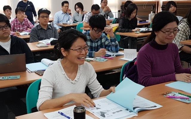 說明:大專校院身心障礙學生就業轉銜聯繫會議出席人員反應熱烈