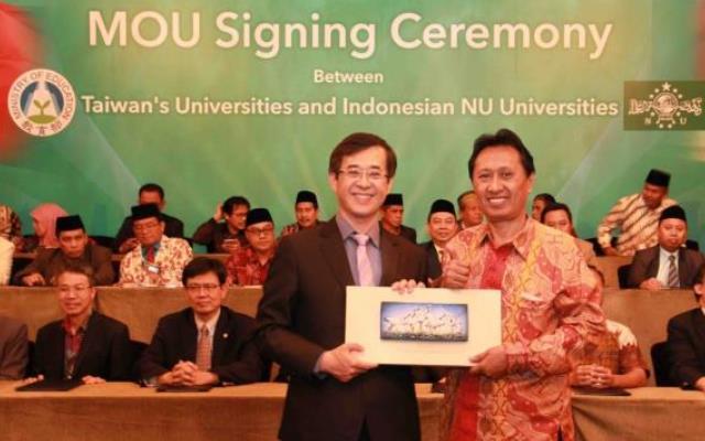教育新南向再傳佳音 臺灣與印尼的大