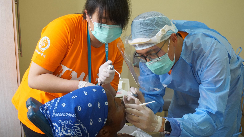 青年海外志工是臺灣最好的代言人