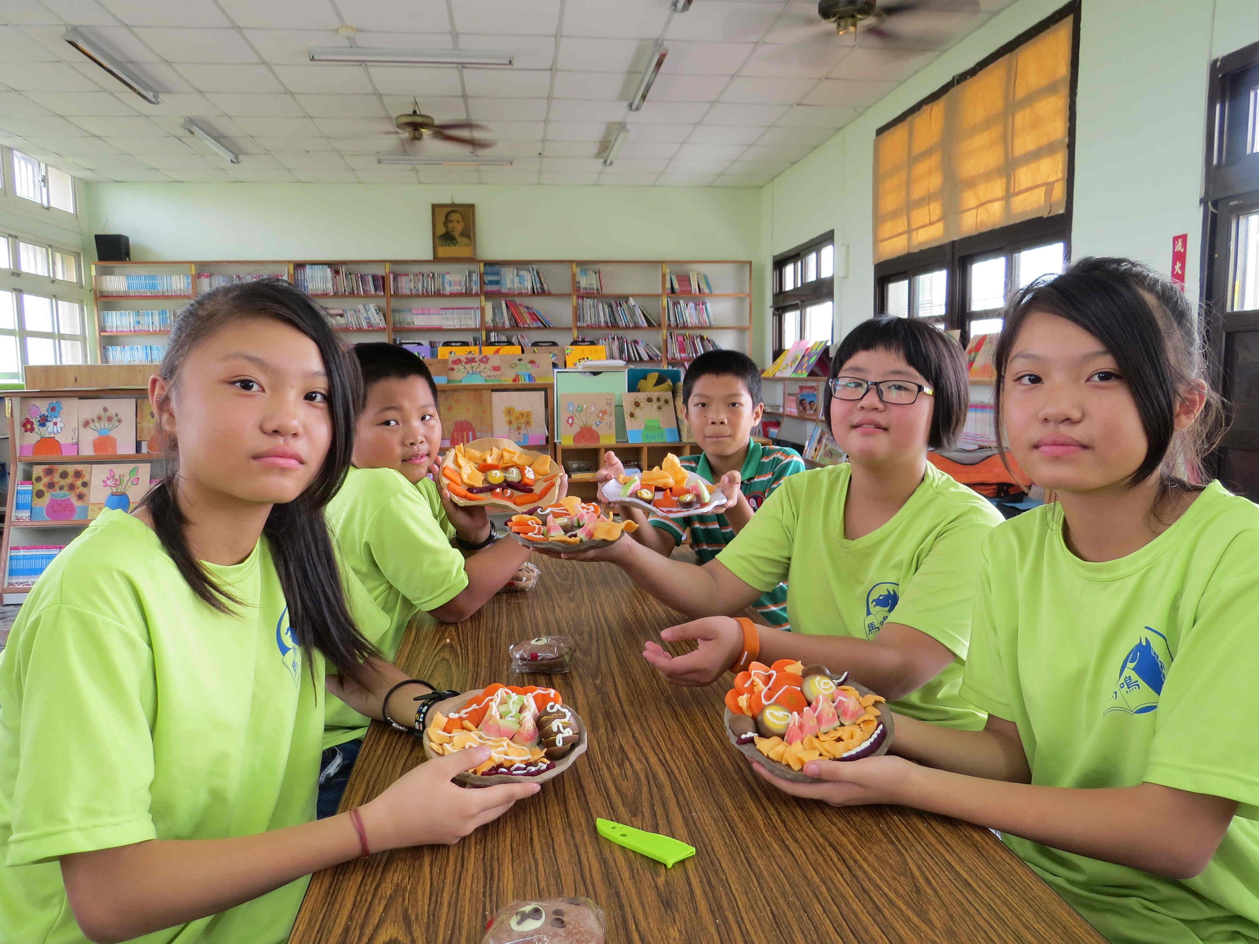 106學年度國民小學及國民中學活化