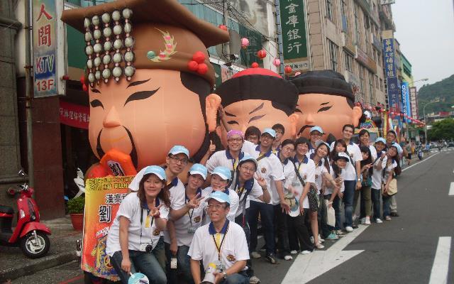 青年八月文化壯遊  探索臺灣節慶之