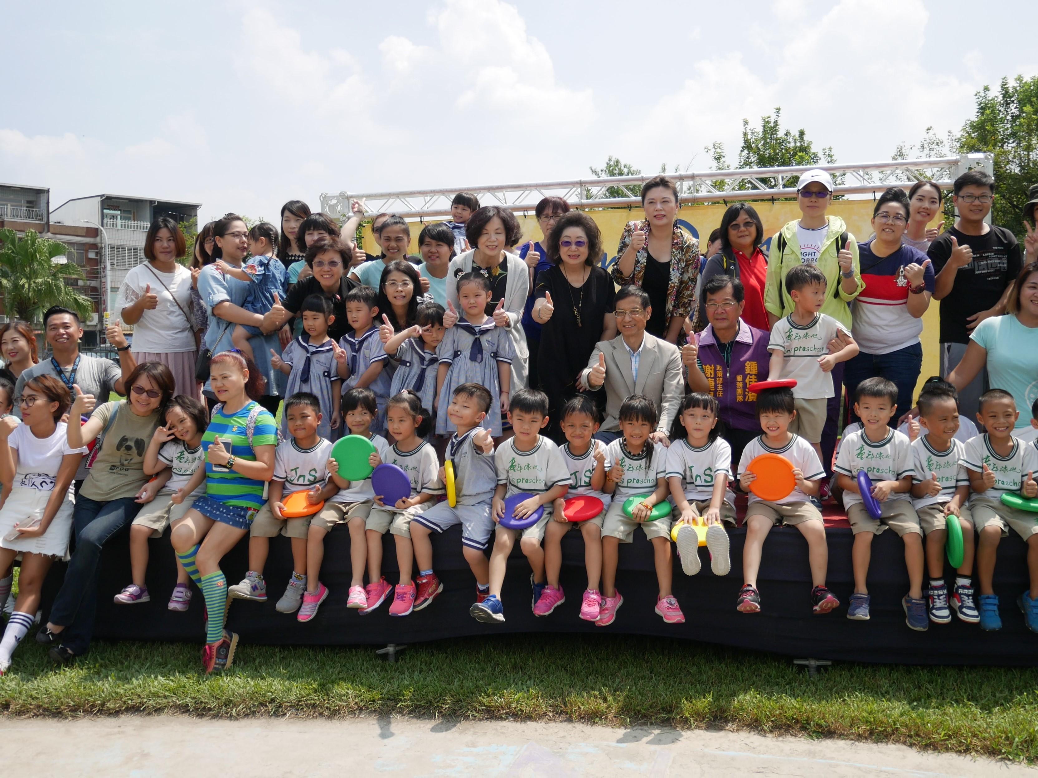 屏東縣準公共幼兒園聯合簽約儀式登場