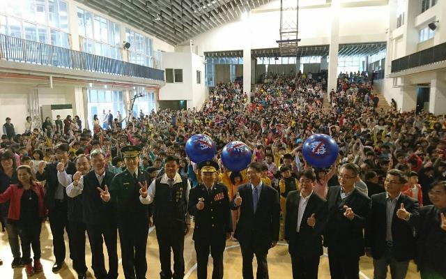 教育部國教署辦理107學年第2學期