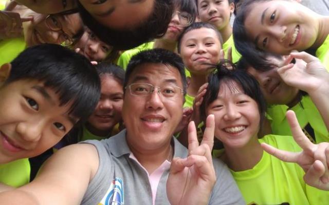 永和國中游志偉老師:學生是我心中永