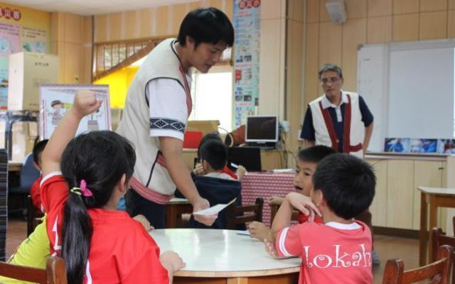 沉潛漸漬,讓孩子透過沉浸式族語課程