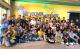 The 2nd Be Young! Beyond! Startup Bootcamp包含來自印度、印尼、馬來西亞、菲律賓、泰國、越南等6個新南向國家31名學生及29名國內學生,共60名學生參與受訓