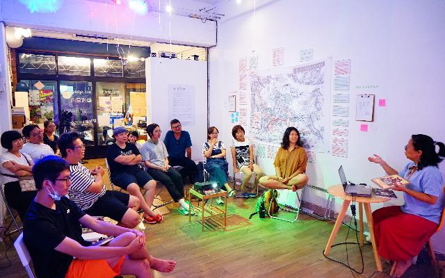 團隊舉辦職人工作坊,邀請居民討論技藝傳承與生存的課題.JPG_大圖