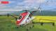 圖6-採用無人機進行農藥或肥料噴灑作業