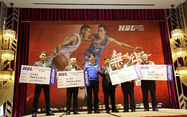 108學年度HBL高中籃球總決賽開