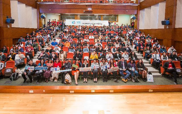 校園民主共善,學生齊聚傳承