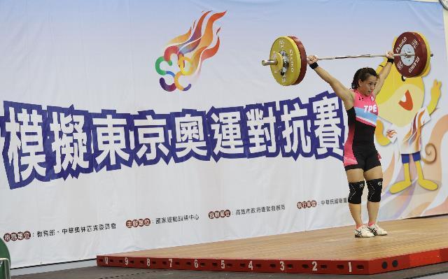 奧運舉重培訓隊明(13)日赴烏茲別