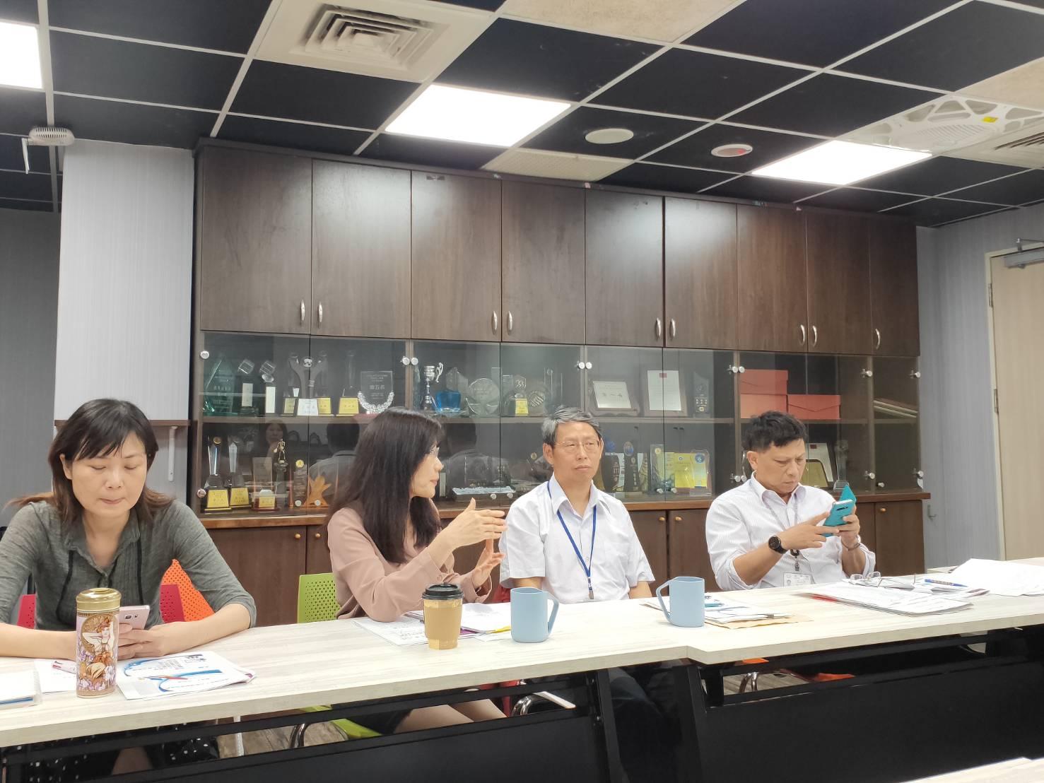 108年教育人事政策、法制及實務議題視訊會議(第5場)