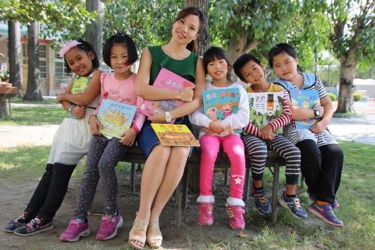 葉雅菁與孩子們的閱讀課,從繪本中感受學習的快樂_大圖