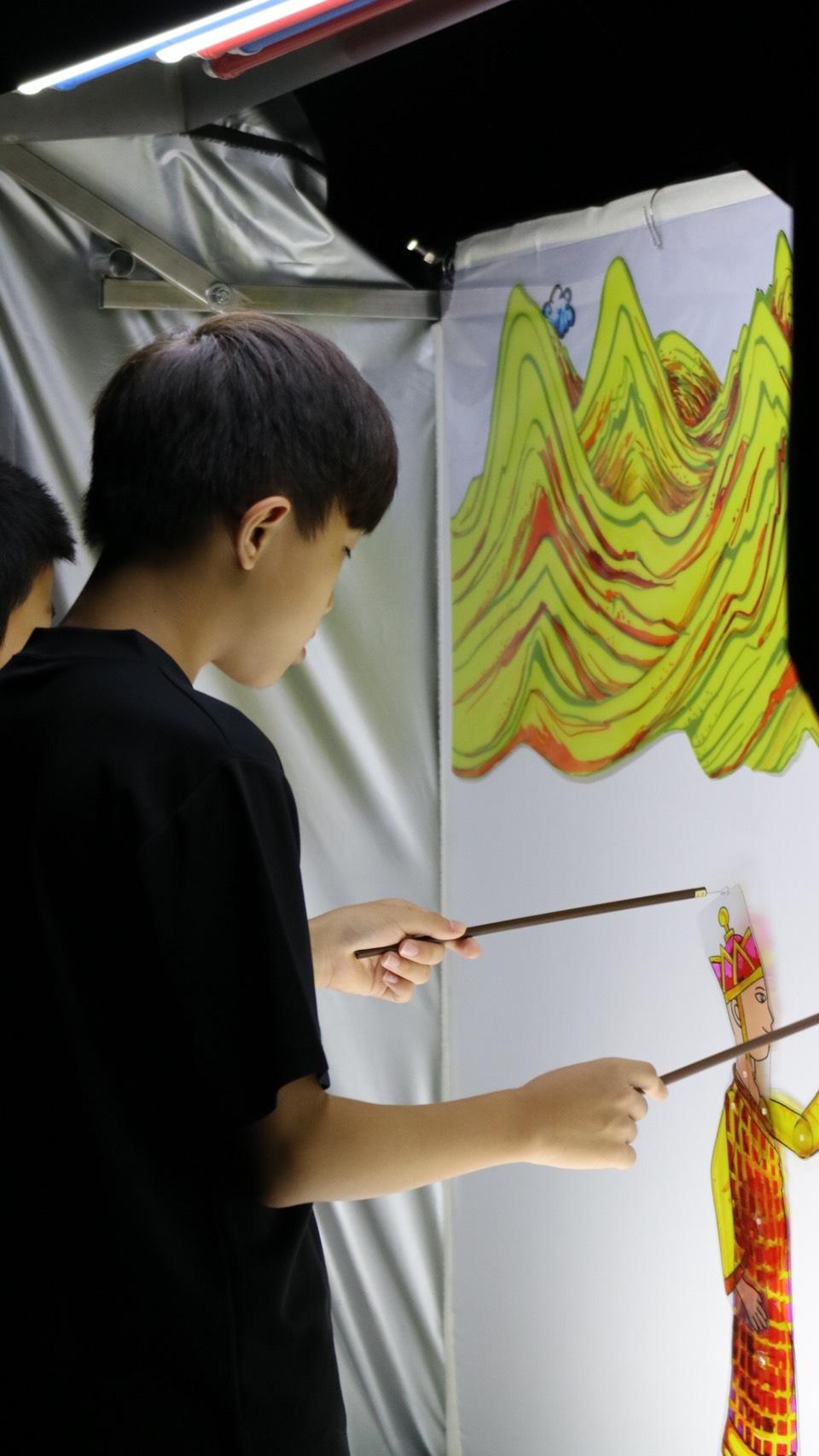 臺北市延平國小《蜘人蜘面 盤絲鬧西遊》_大圖