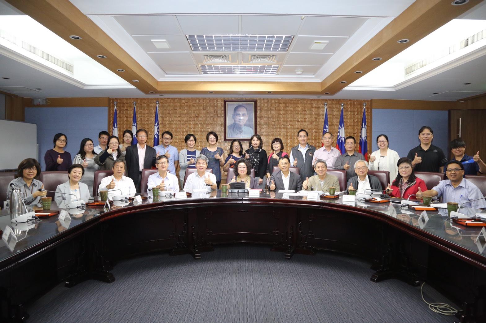 ★1071106教育部海洋教育推動小組第6屆第2次會議合照_大圖