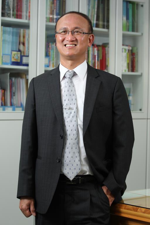 教育部常務次長-林騰蛟