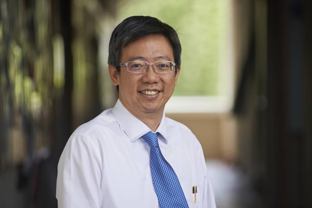 資訊及科技教育司司長-郭伯臣